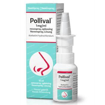 Pollival Anti-Allergische Neusspray 10 ml