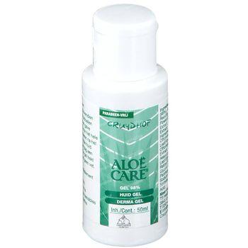 TS Health Aloë Care Gel 98% 50 ml