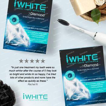 iWhite Diamond Whitening Kit 10x0,8 g