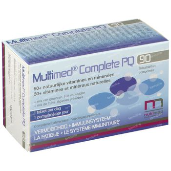 MultiMed Complete PQ Nieuw Model 90 tabletten