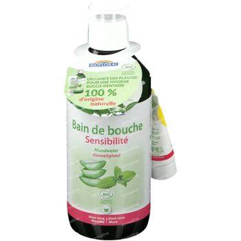 Biofloral Mondwater Gevoeligheid 500 ml