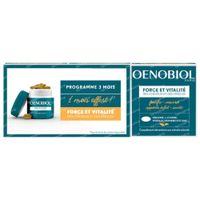Oenobiol Force & Vitalité des Cheveux et Ongles 3x60  capsules
