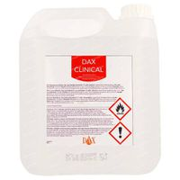 DAX Clinical Désinfectant pour les Mains 4 l