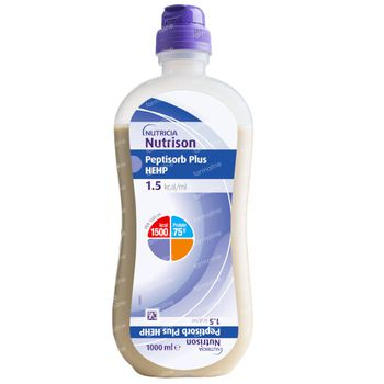 Nutrison Peptisorb Plus HEHP 1 l
