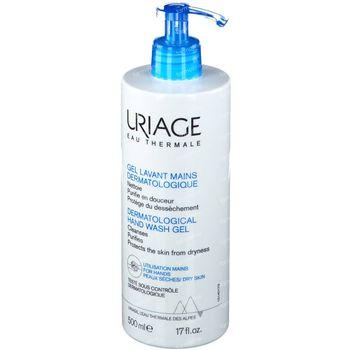 Uriage Gel Lavant Mains Dermatologique 500 ml