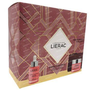 Lierac Supra Radiance Gel-Crème Geschenkset 1 set