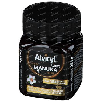 Alvityl Manuka Honing IAA 18+ 250 g