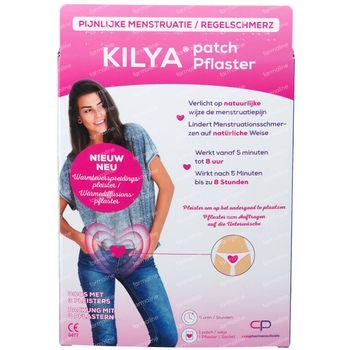 Kilya Patch Warmtepleister 3 stuks