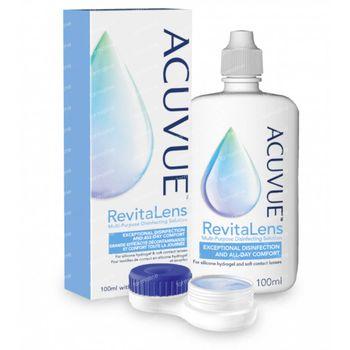 Acuvue Revitalens Lenzenvloeistof Zachte Lenzen 100 ml