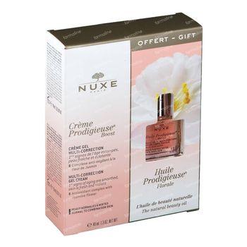 Nuxe Gift Set Crème Prodigieuse Boost Normale tot Gemengde Huid 1 set