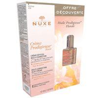 Nuxe Gift Set Crème Prodigieuse Boost Normale bis Trockene Haut 1  shaker