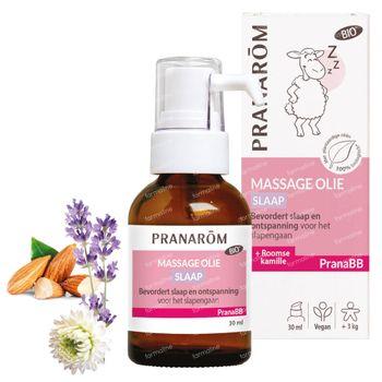 Pranarôm PranaBB Massageolie Slaap Bio 30 ml
