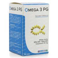 Pharmagenerix Omega 3 50  capsules