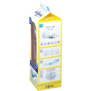 Difrax S-Fles Blossom Natural 250 ml