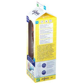 Difrax S-Fles Brick Natural 250 ml