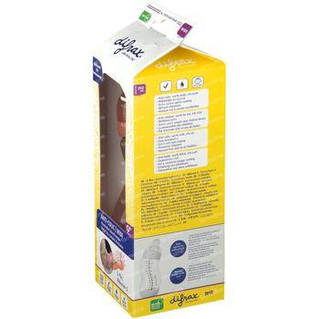 Difrax S-Fles Brick Wide 310 ml