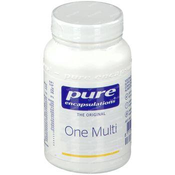 Pure Encapsulations One Multi Nieuwe Formule 60 capsules