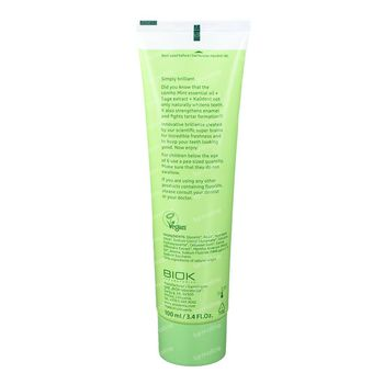 Ecodenta Brilliant Whitening Tandpasta Munt 100 ml