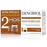 Oenobiol Teint de Bronze - Autobronzant, Bronzage Sans Soleil DUO 2x30  capsules