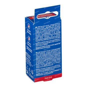 Urgo Spray Wondjes en Letsels Mond 15 ml