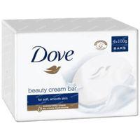 Dove Beauty Cream Bar Classic 4x100 g