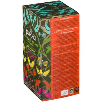 Pukka Thee Green Collection 20 stuks