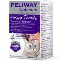 Feliway Optimum Happy Family Navulling 30 Dagen 48 ml