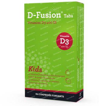 D-Fusion Kids 400 IE 84 smelttabletten