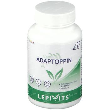 Lepivits Adaptoppin 30 capsules