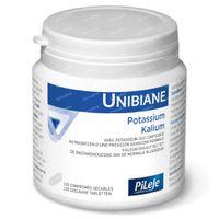 PiLeJe Unibiane Kalium 120  tabletten