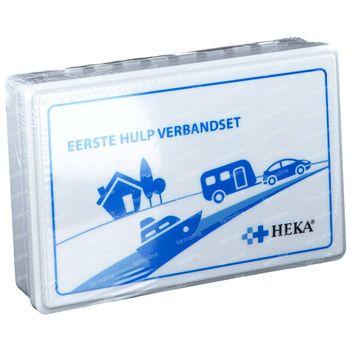 Heka Eerste Hulp Verbandset Basis 1 set