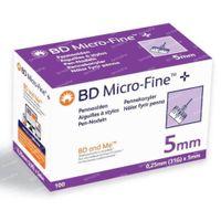 BD Micro-Fine+ Ultra Pennaald 5mm 31g 100 g