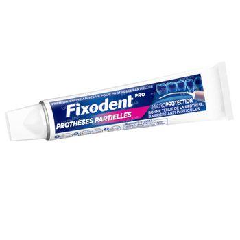 Fixodent Pro Partials Crème Adhésive 40 g