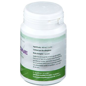 Pharmanutrics L-Leucine 60 capsules