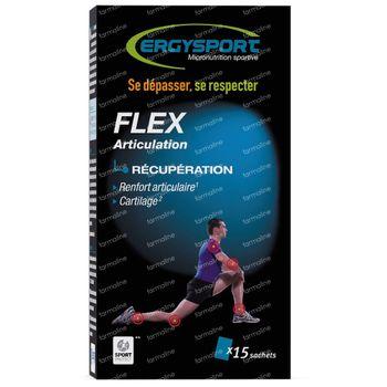 Nutergia ErgySport Flex 15 zakjes