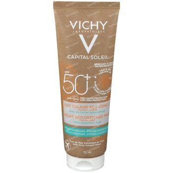 Vichy Capital Soleil Solar Eco-Designed Milk SPF50+ 75 ml