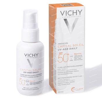 Vichy Capital Soleil UV-Age Daily SPF50+ 40 ml