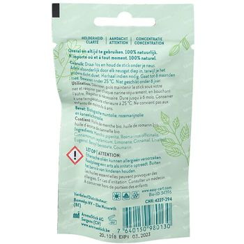 AromaStick Natural Inhaler Focus 0,8 ml