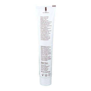 Ecodenta Organic Anti-Plaque Tandpasta Kokos Bio 75 ml