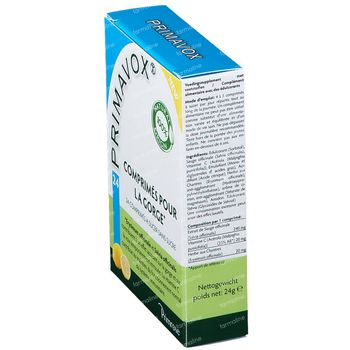 Primavox Keeltabletten 24 tabletten