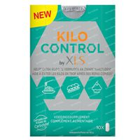 XL-S Kilo Control - Helpt tegen Extra Kilo's na Zware Maaltijden 10  tabletten