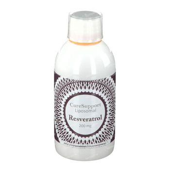CureSupport Liposomal Resveratrol 200mg 250 ml