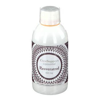 CureSupport Liposomal Resveratrol 400mg 250 ml