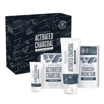 Schmidt's Activated Charcoal Gift Set 1 set