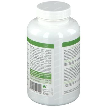 Physalis Chlorella + Spiruline Bio  500 comprimés