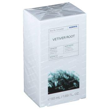 Korres KB Eau de Toilette Vetiver Root 50 ml