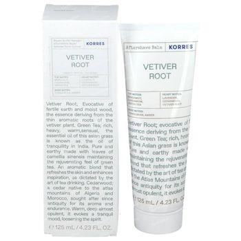 Korres KB Aftershave Balsem Vetiver Root 125 ml