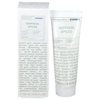 Korres KB Aftershave Balsem Saffron Spices 125 ml
