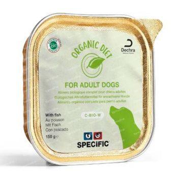 Specific Organic Diet C-Bio-W Fish Hond 5x150 g