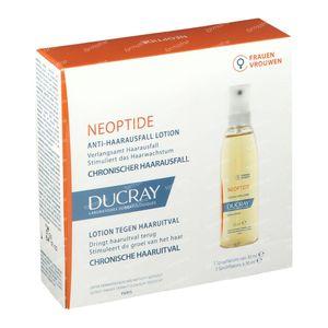 Ducray Neoptide Lotion Antichute Femmes Nouvelle Formule 3x30 ml